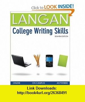 College writing skills 9780073371658 john langan isbn 10 college writing skills 9780073371658 john langan isbn 10 0073371653 isbn fandeluxe Choice Image