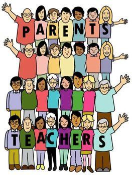 Parent Teacher Clip Art Teacher Clipart Parents As Teachers