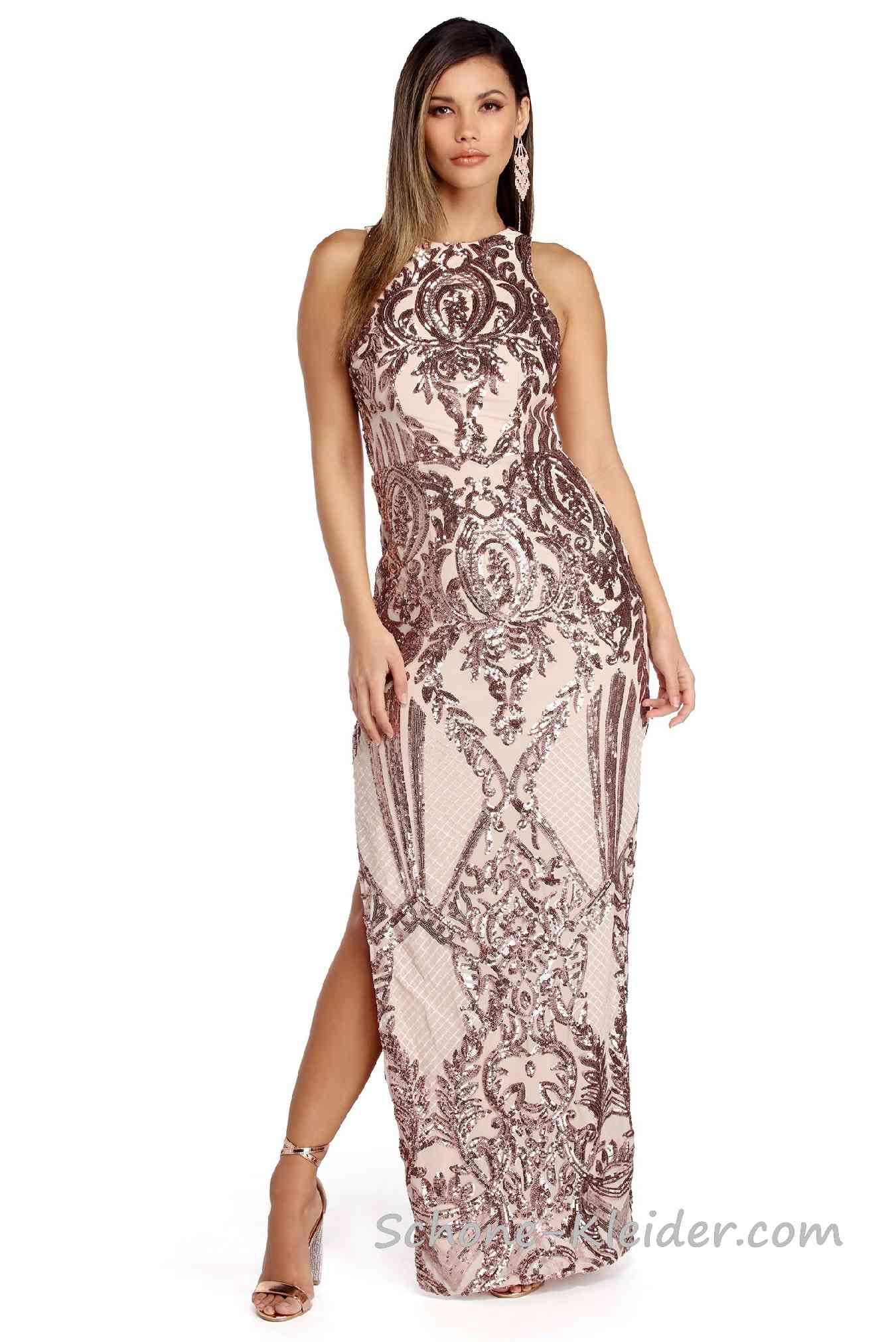Paillettenkleid muss im Kleiderschrank einer Frau sein | eine Frau ...