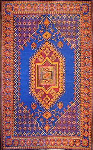 Amazoncom Mad Mats Oriental Turkish Indooroutdoor Floor Mat 4