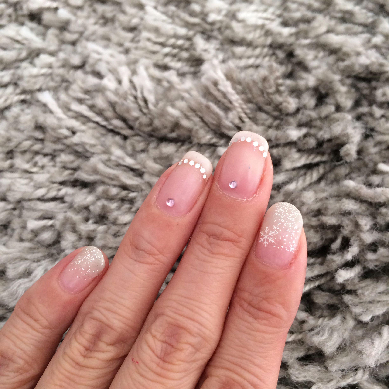 winter nails   My Style   Pinterest