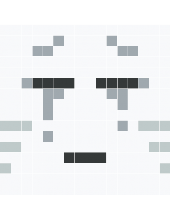 Ghast Face Pixel Art Google Search Mine Craft Birthday
