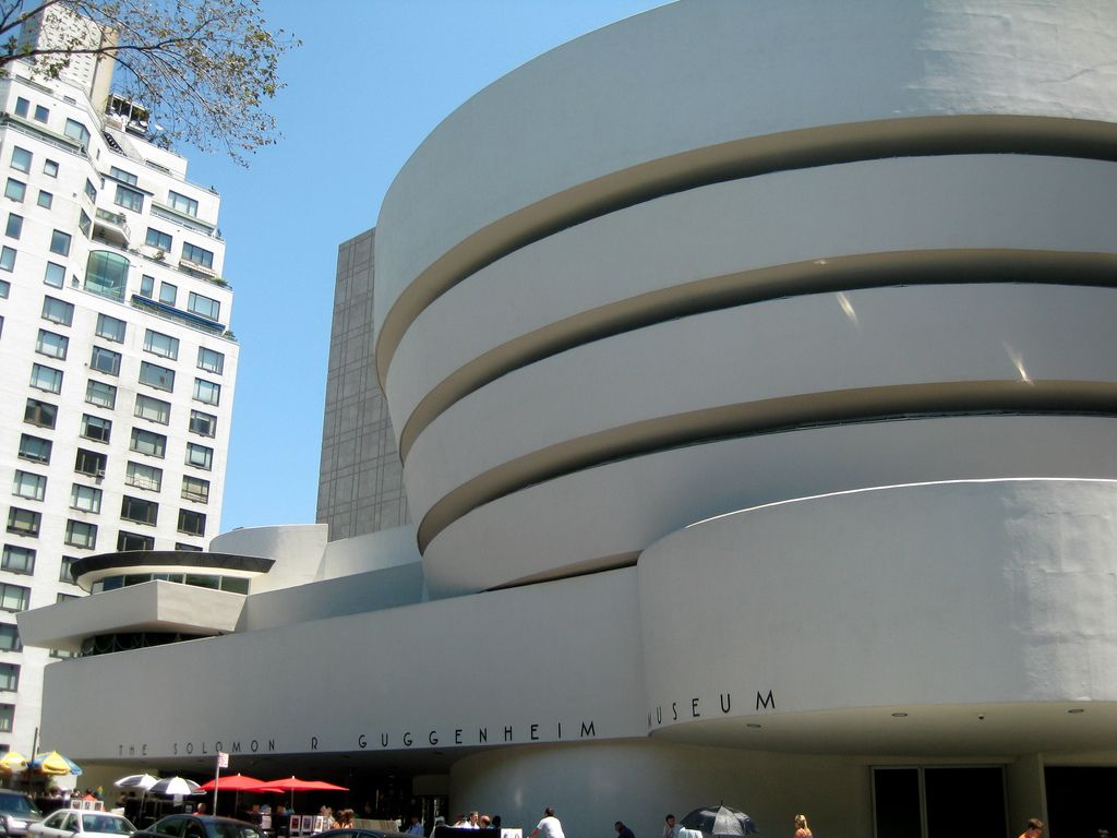 New York - Museums & galleries - Solomon R. Guggenheim Museum