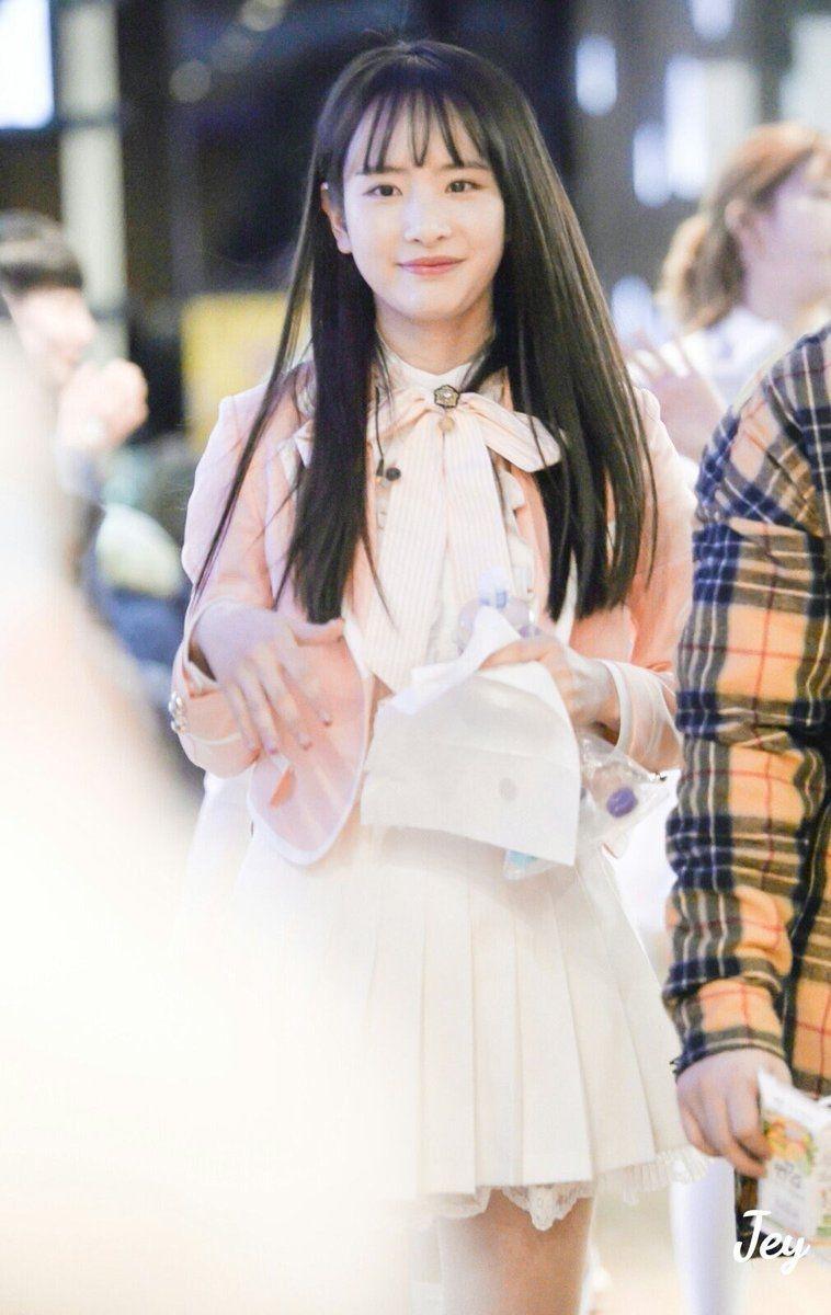 WJSN ♡ SeolA 설아 (Kim HyunJung 김현정) 'I Wish' era 170223 #우주소녀 #너에게닿기를