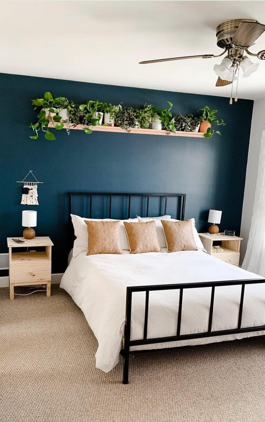 45 Beautiful And Modern Bedroom Decorating Ideas For This Year Page 20 Of 45 Evelyn S World My Dreams My Colors And My Life Home Decor Bedroom Bedroom Interior Modern Bedroom Decor Home decor ideas bedroom