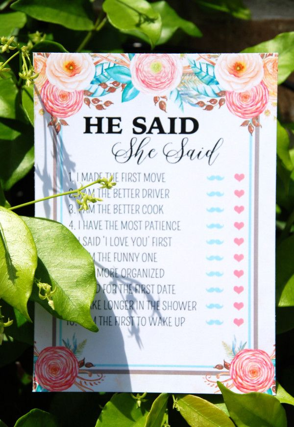 guess who bridal shower game printable%0A A Memorable Bridal Shower Gift with Free Printable   Bridal showers  Free  printable and Gift