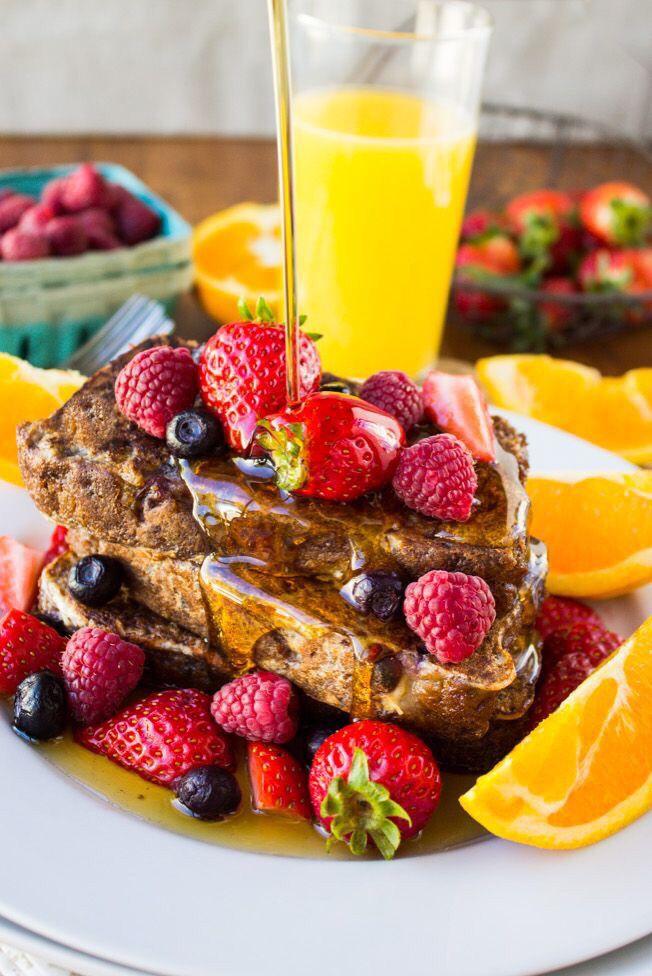 Fabulous french toast.  Via @jandanan. #frenchtoast #breakfast