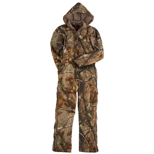 game winner women s cvc duck insulated coverall on insulated overalls id=12258