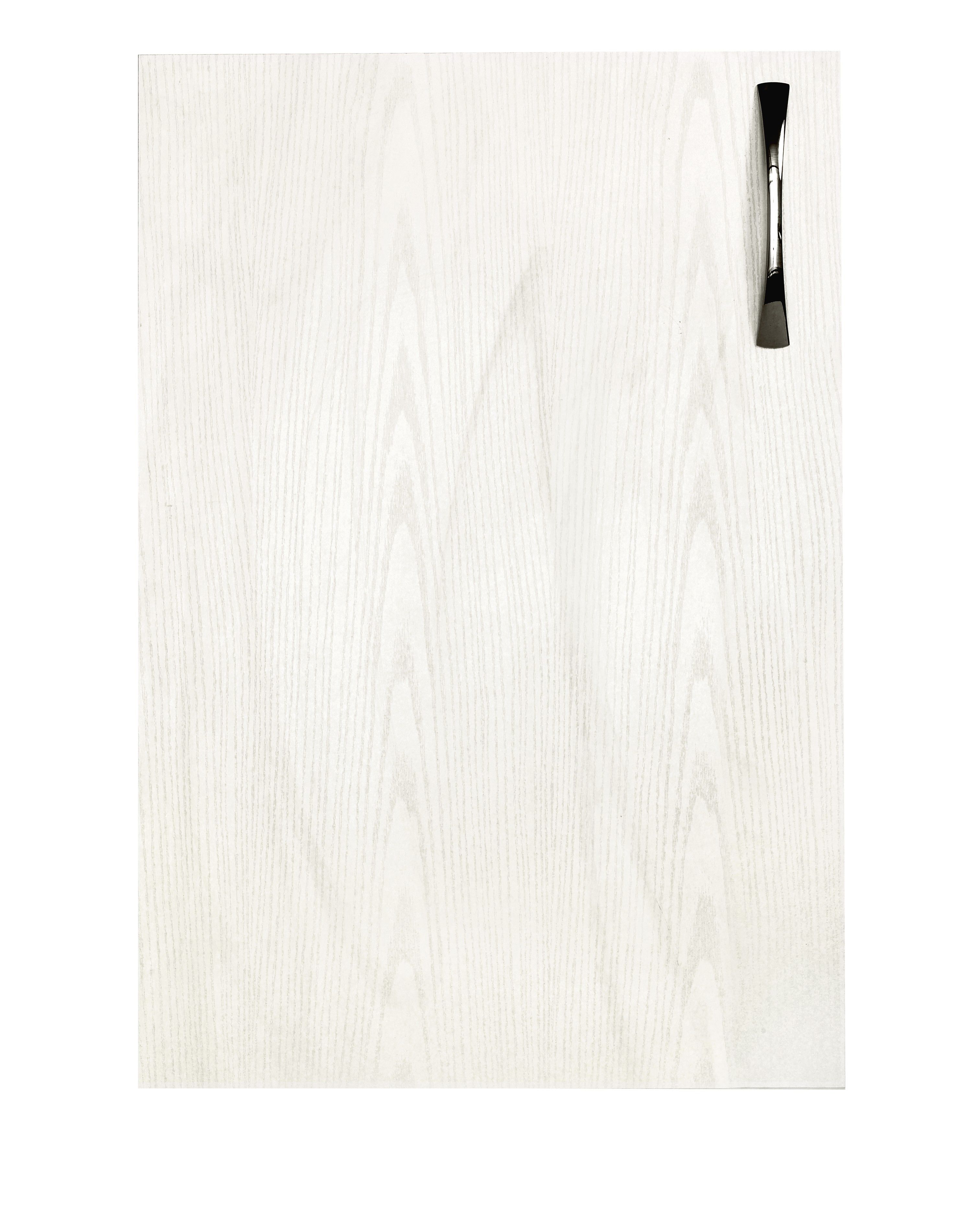 Trieste White Willow Rixonway Kitchens Door handles