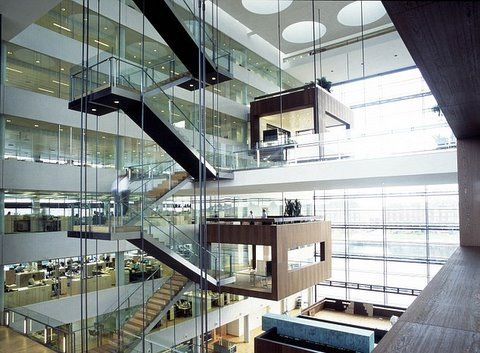 Escaleras Edificio Arquitectura Buscar Con Google