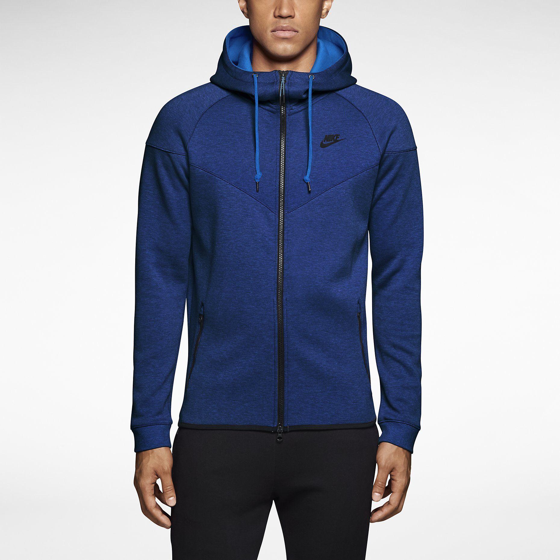 Nike Tech Fleece Windrunner Men's Hoodie. Nike Store UK