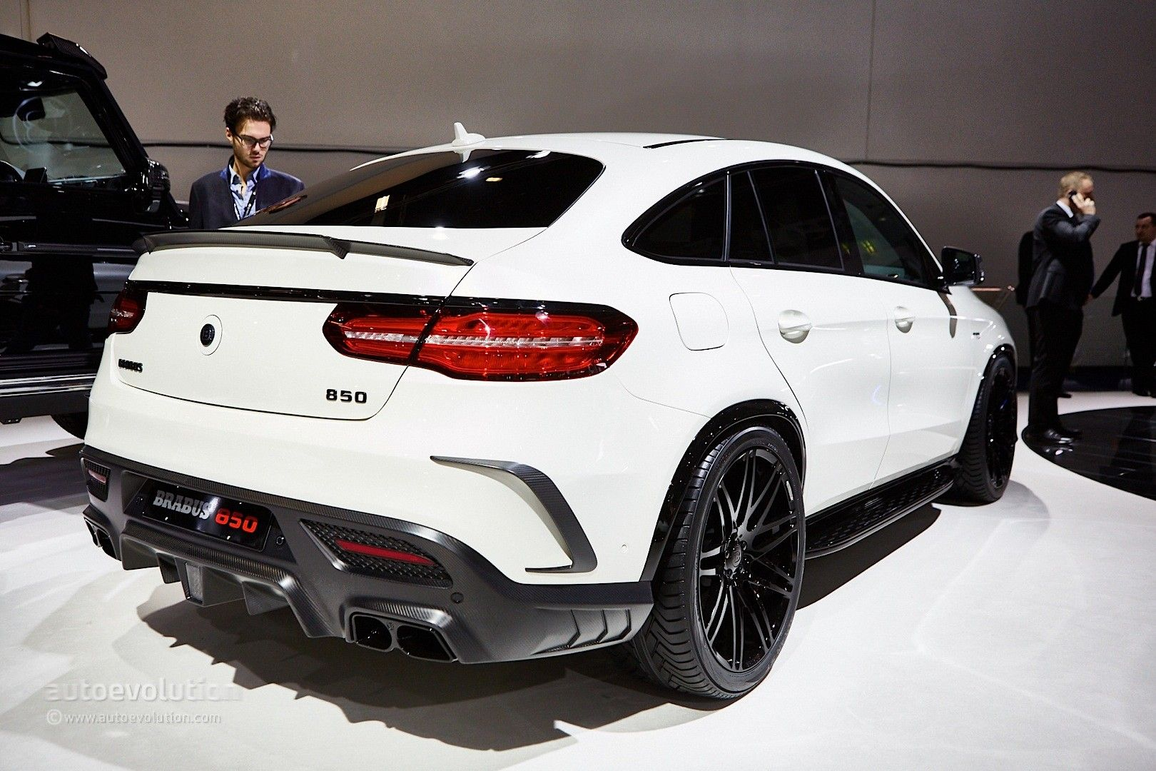 850 Hp Mercedes Amg Gle 63 Coupe By Brabus Car Lifestyle