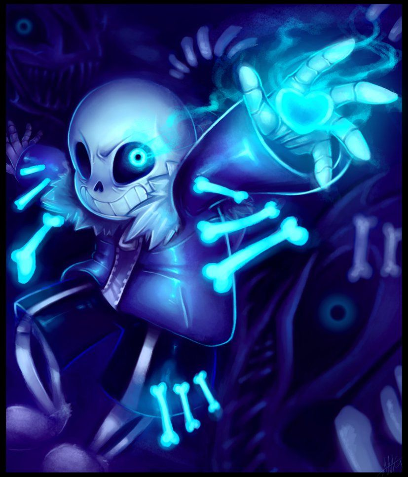 Sans - Undertale - You're gonna have a bad time! by