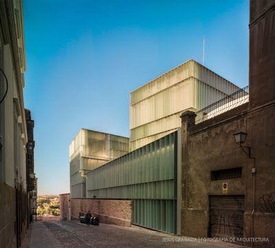 Teatro ramos carri n mgm arquitectos zamora 1995 2005 old new arquitectura hic - Arquitectos en zamora ...