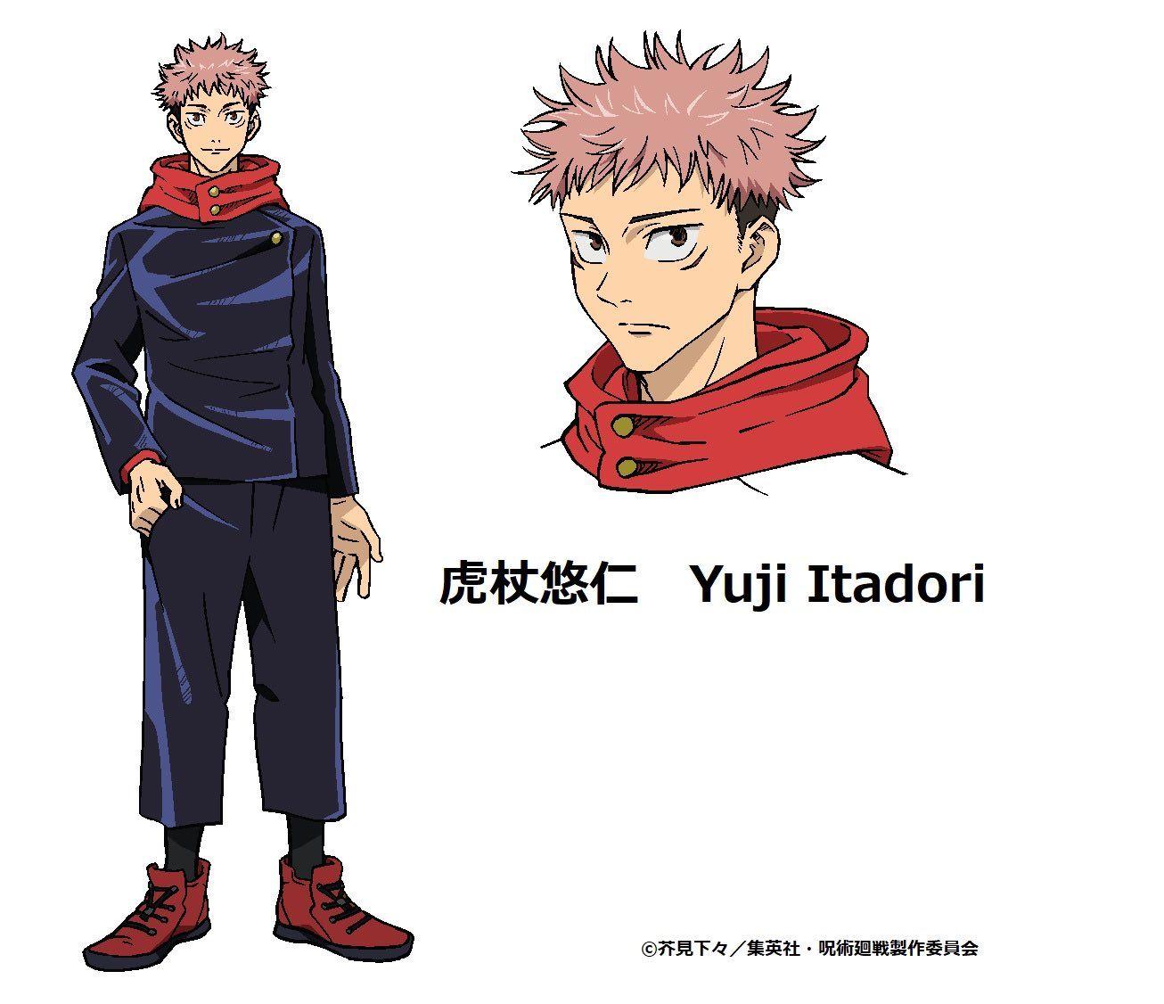 Jujutsu Kaisen On Twitter Jujutsu Anime Character Design Character Design
