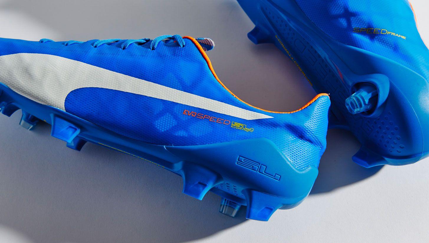 blue puma boots