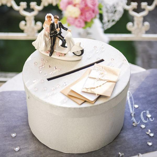20 urnes de mariage DIY