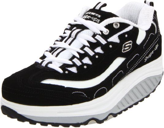 f79427e72929 Skechers Women s Shape Ups - Strength Fitness Walking Sneaker  Shoes ...