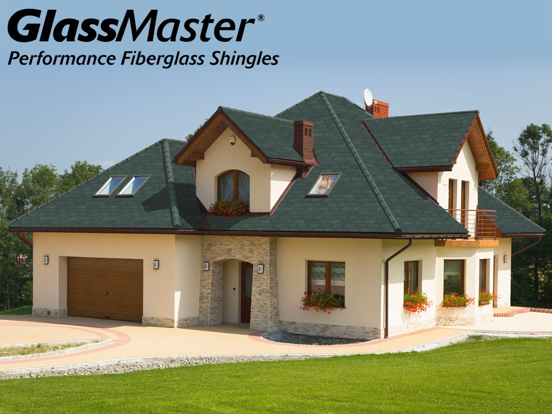 Best Glassmaster Performance Fiberglass Shingles In Woodland 400 x 300