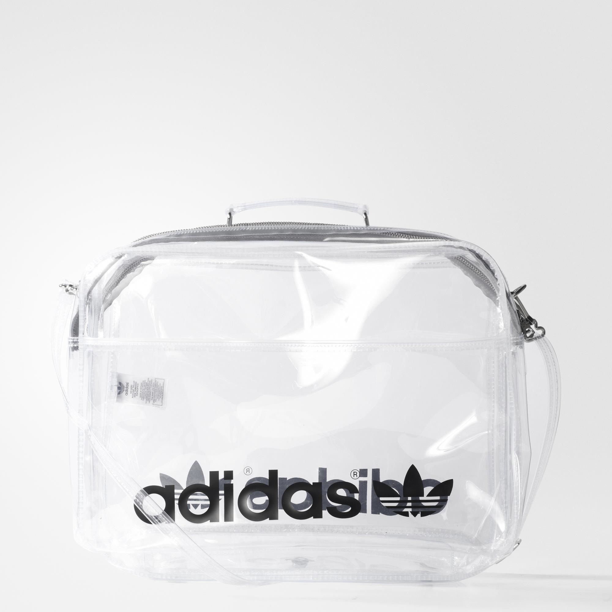 1b5d78f54a93 adidas - Transparent Airliner Bag
