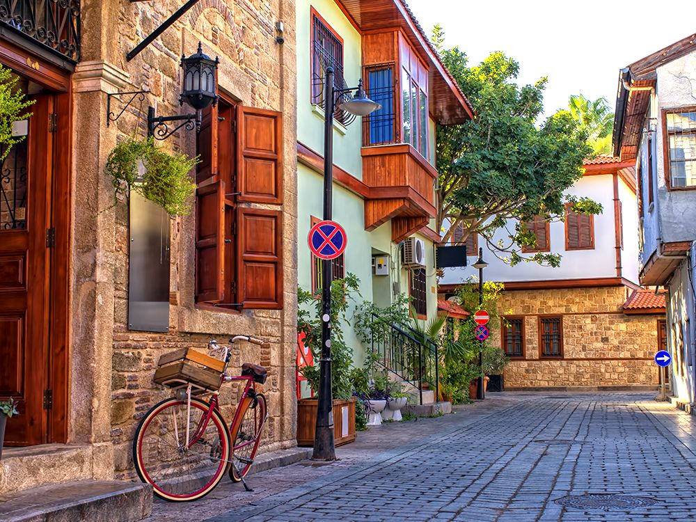 Beautiful old town-One of the must visit attractions in Antalya
