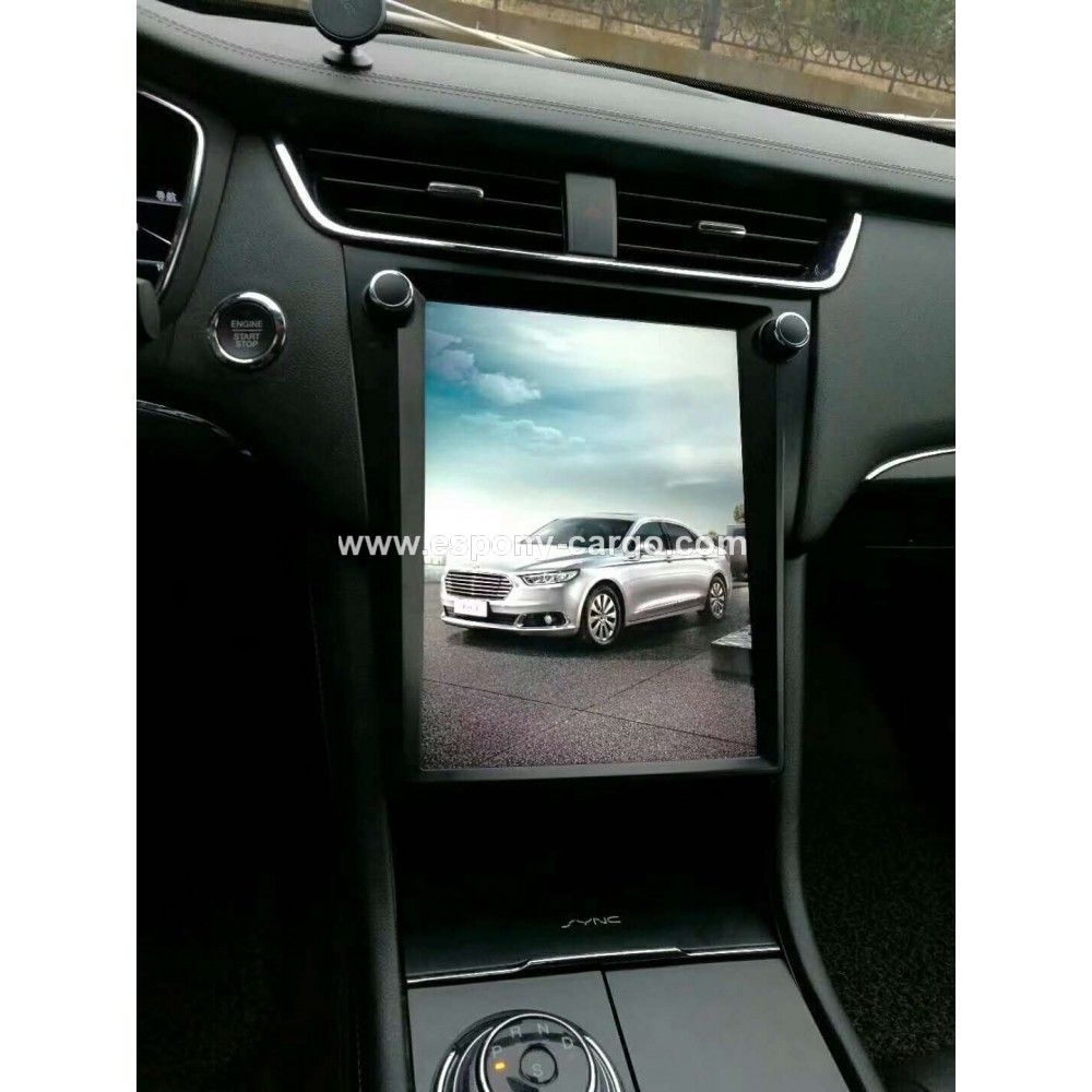 "Ford Taurus 20152018 with 12.1"" Tesla Style Android Touch"