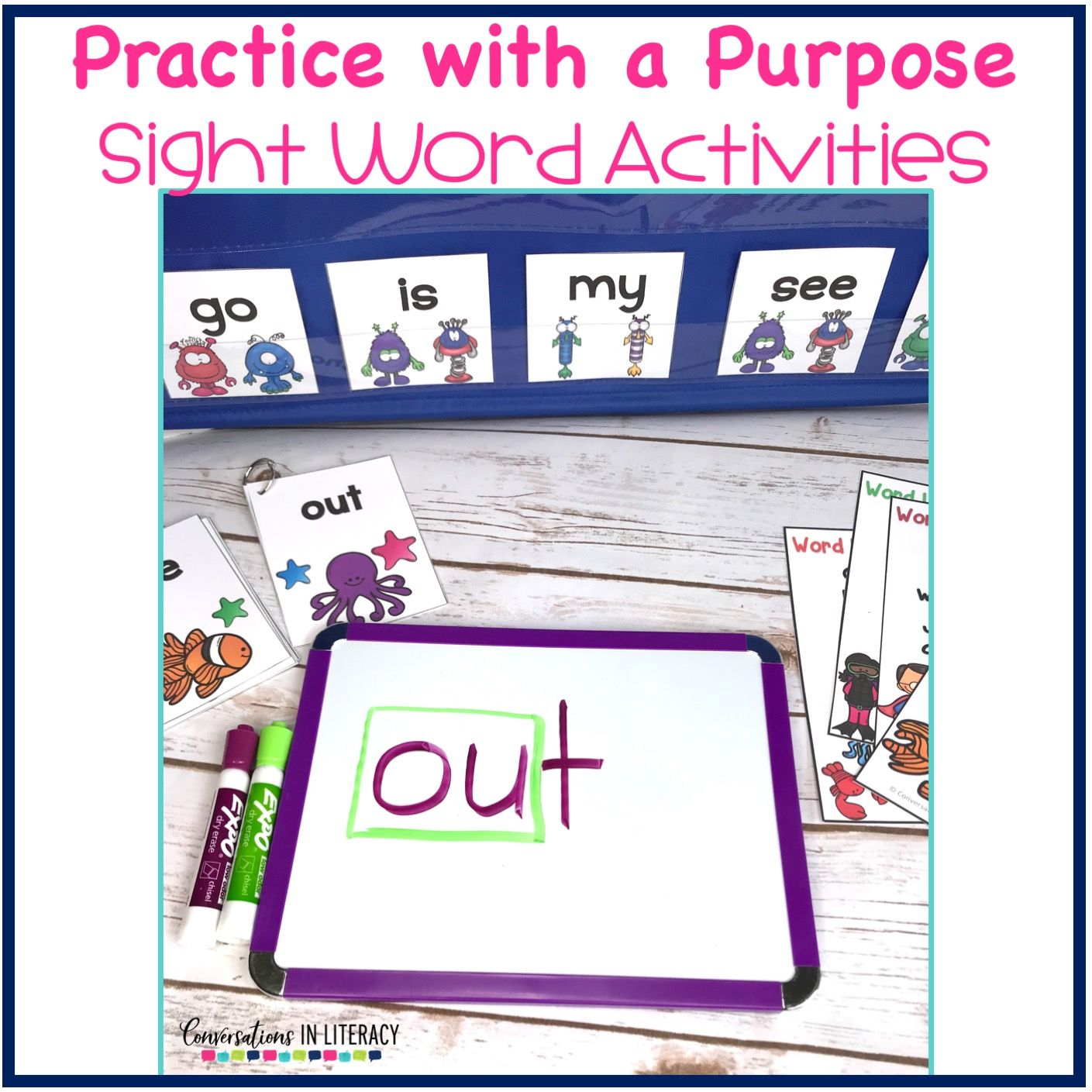 Ideas For Sight Word Activities That Are Fun Easy And