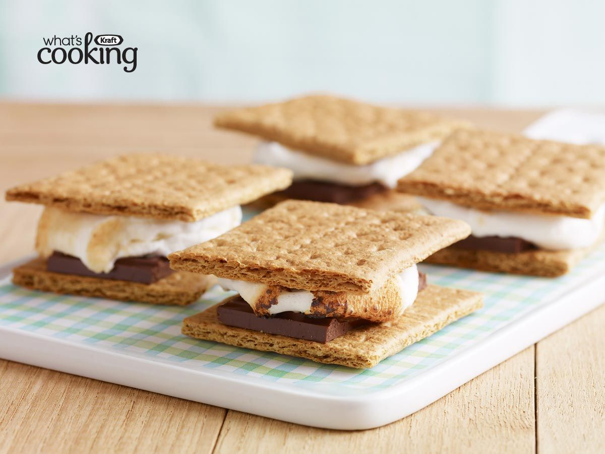 Watch Classic Smores video