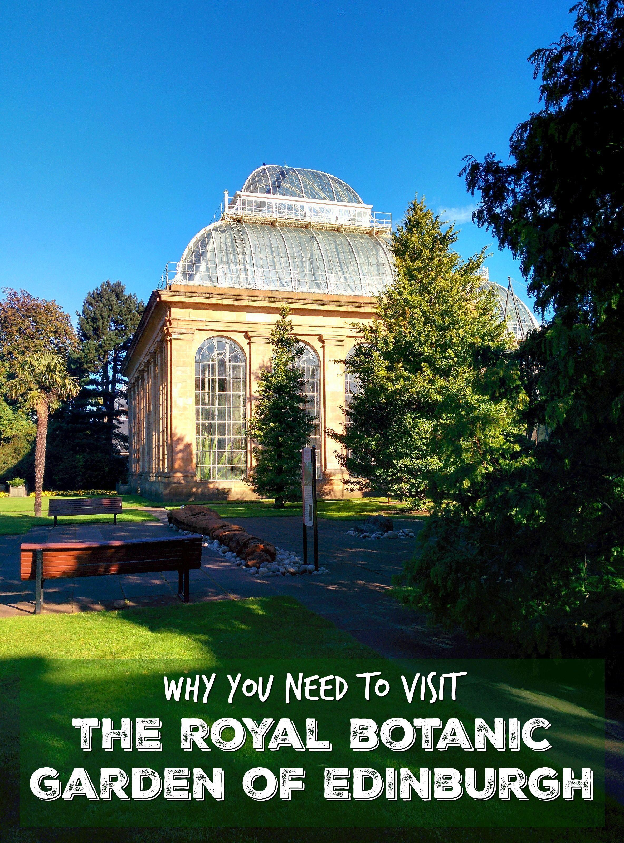 The Royal Botanic Gardens of Edinburgh #botanicgarden