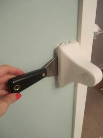 How To Remove Builder Grade Towel Racks From The Wall Towel Holder Bathroom Bathroom Towel Bar Towel Rack