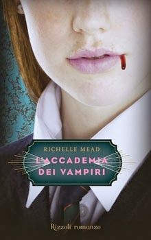 Vampire Accademy #1 http://www.vivereinunlibro.it/2014/04/recensione-laccademia-dei-vampiri.html