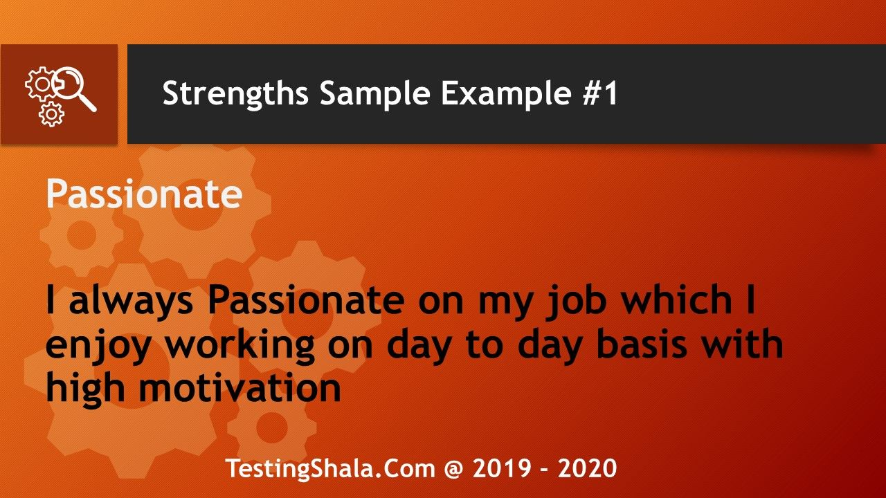 what are your strengths interview questions and answers ...