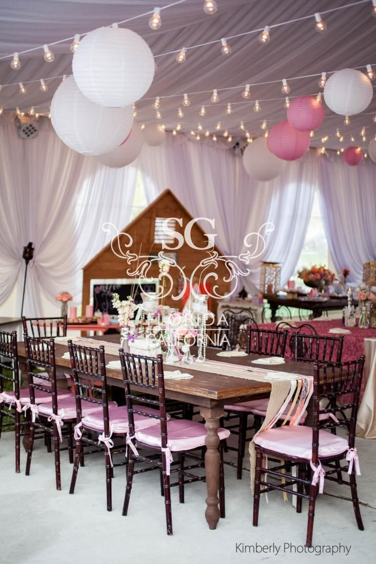 Suhaag garden indian wedding decor florida indian for Baby shower stage decoration