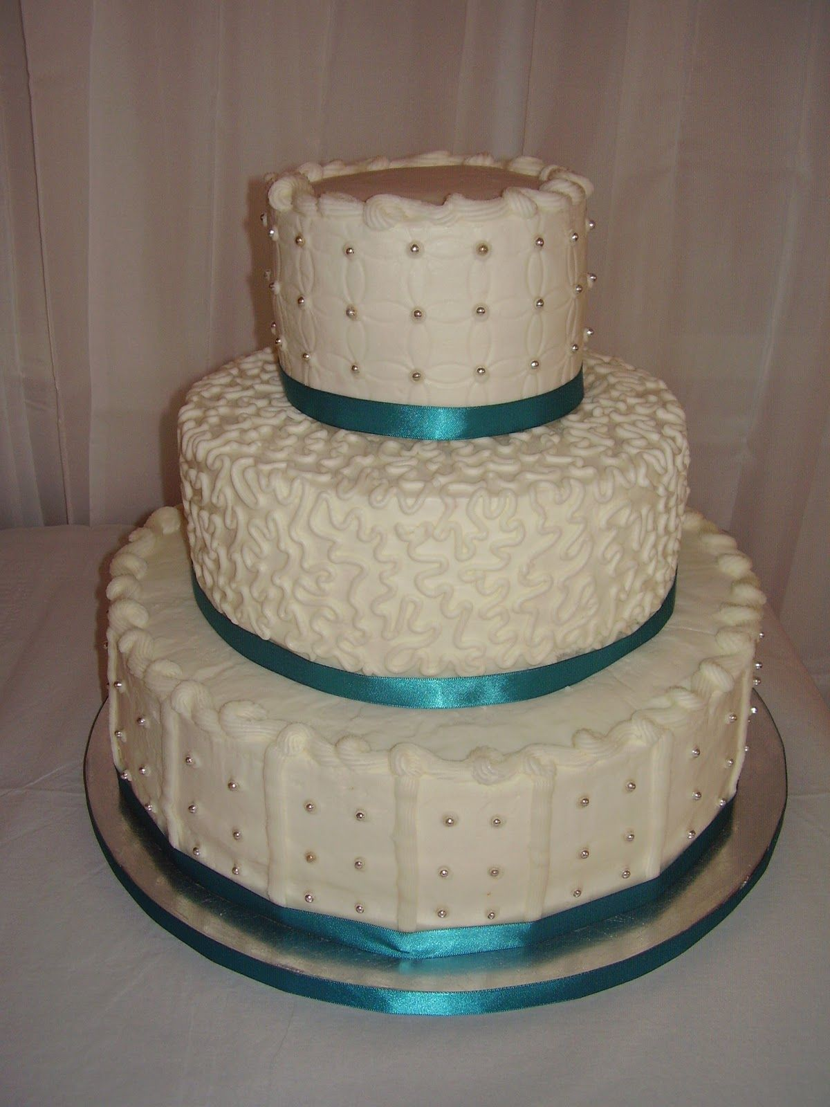 The confectionista s kitchen teal wedding rings pinterest