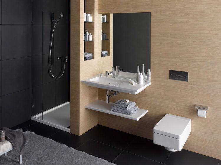 Petites salles de bains : nos idées déco | Vous verrez, Espaces ...