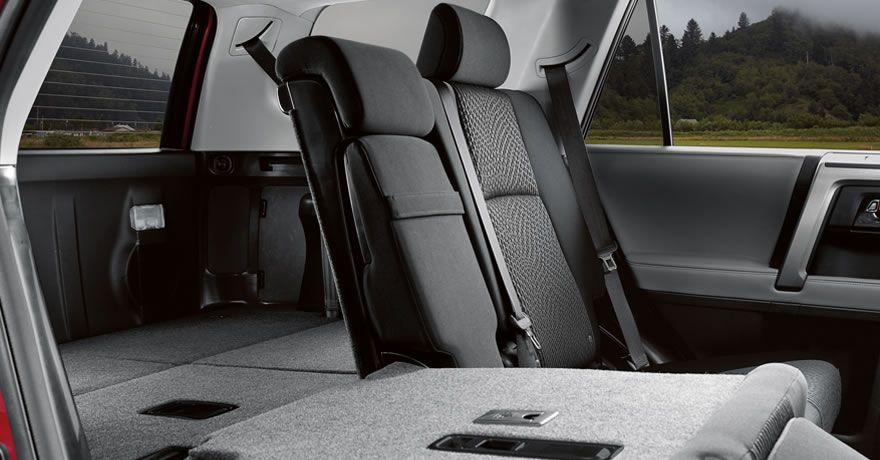 Our 50 50 Split Fold Flat Third Row Seat Toyota 4runner 4runner Toyota 4runner Interior