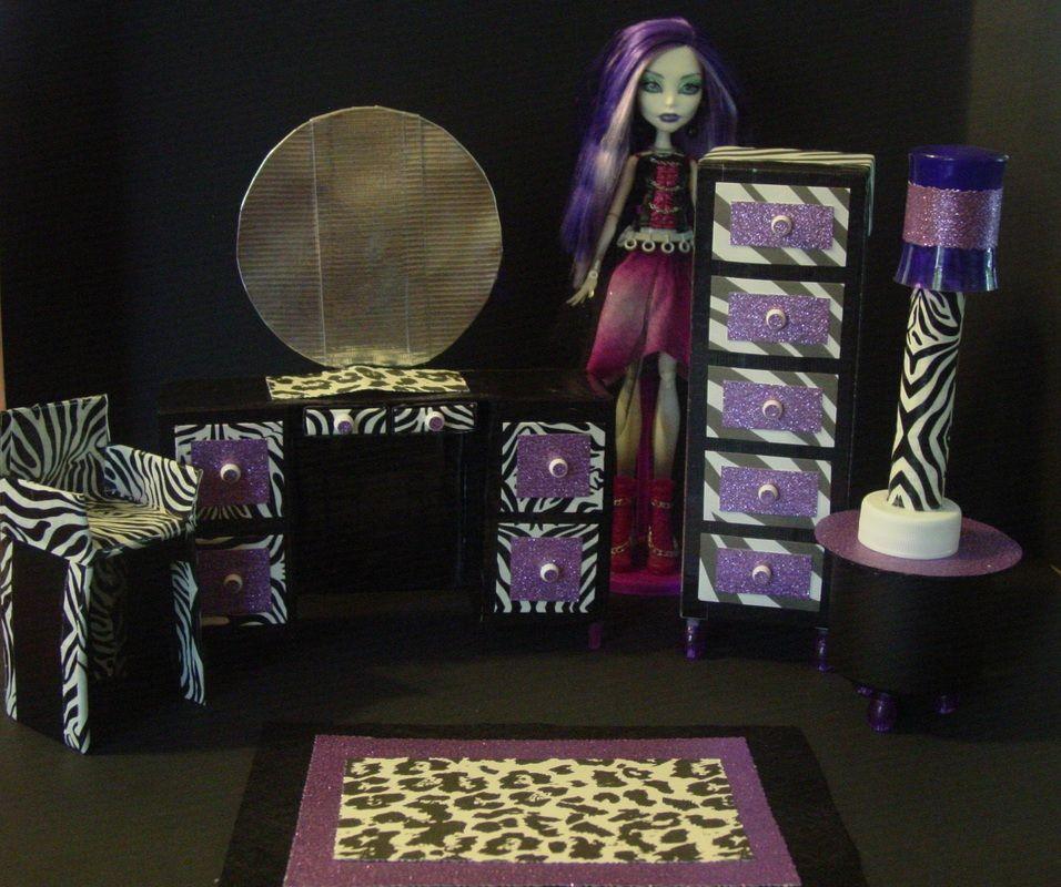 Diy Monster High Furniture