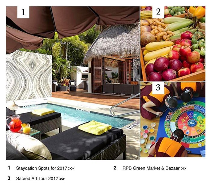 Staycation Spots for 2017 RPB Green Market Bazaar & More! http://ift.tt/2jGatlA http://ift.tt/2iS4o1v http://ift.tt/2jGavdc . . . jennifer@thechadcarrollgroup.com (305) 525-6769  http://ift.tt/1XpMFN6 . . . #JennySellsMiami #TheCarrollGroup #DouglasElliman #EllimanSFL #RealtorJenniferGomez - http://ift.tt/1HQJd81