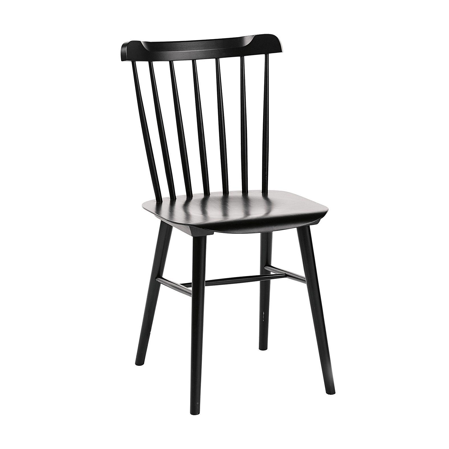 Tucker Chair  Black  Serena  Lily desk chair or DWR salt chair