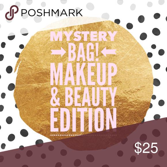100 Mystery Box Makeup Beauty Bag Lime Crime This listing