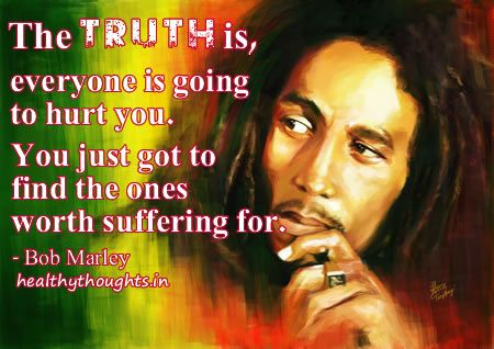 Bob Marley Quotes About Friendship Captivating Bob_Marley_Quotes_Friendship  Food For Thought  Pinterest  Bob