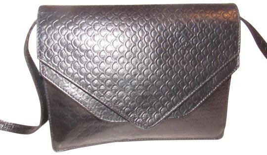 4201ede80906 Fendi High-end Bohemian Mint Vintage Layered Snap Pockets  Clutch/Cb/Shoulder Two Way Style Shoulder Bag