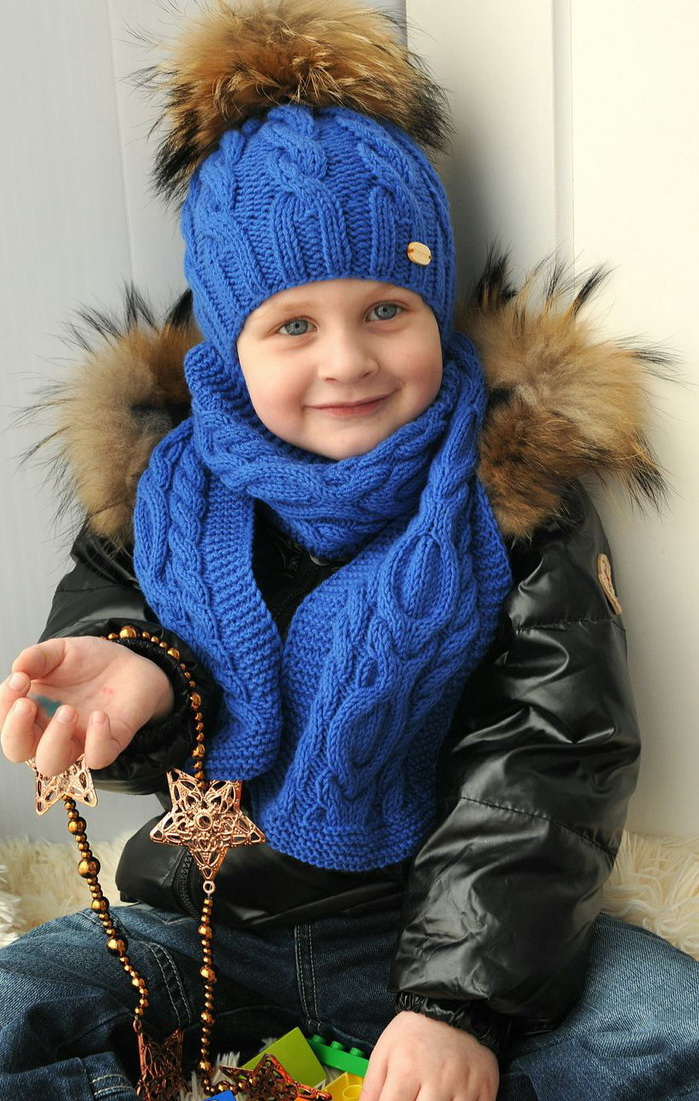 Красивый и модный шарф для мальчика (с изображениями ...