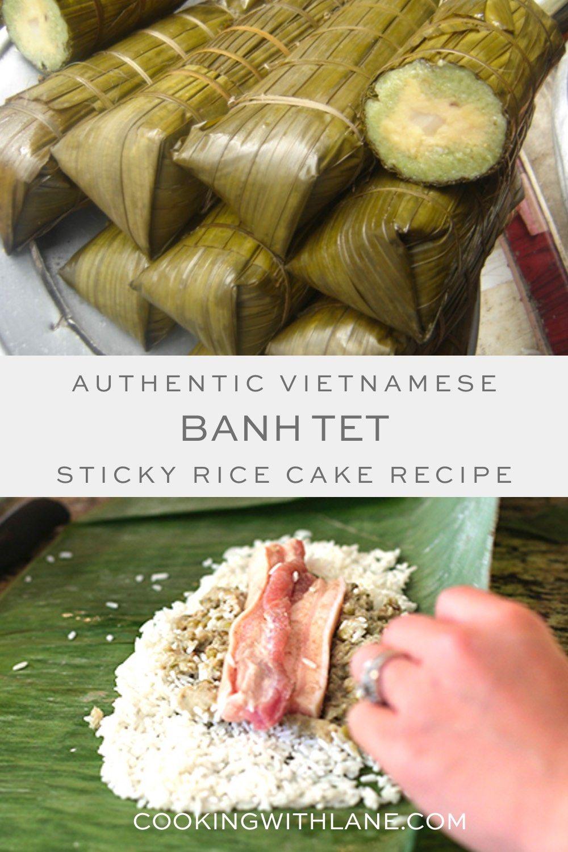 Instant Pot Banh Tet Recipe Vietnamese New Year's Rice