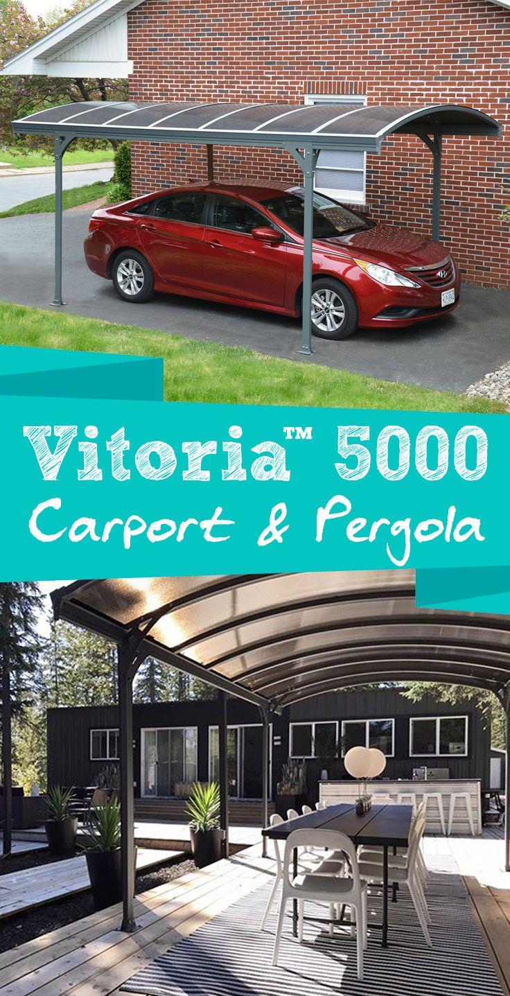 Vitoria™ 5000 Carport (With images) Carport, Carport