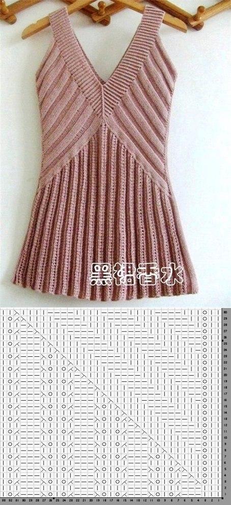 Knitting Pattern Blouse Summer Deniz Schnes Aus Wolle