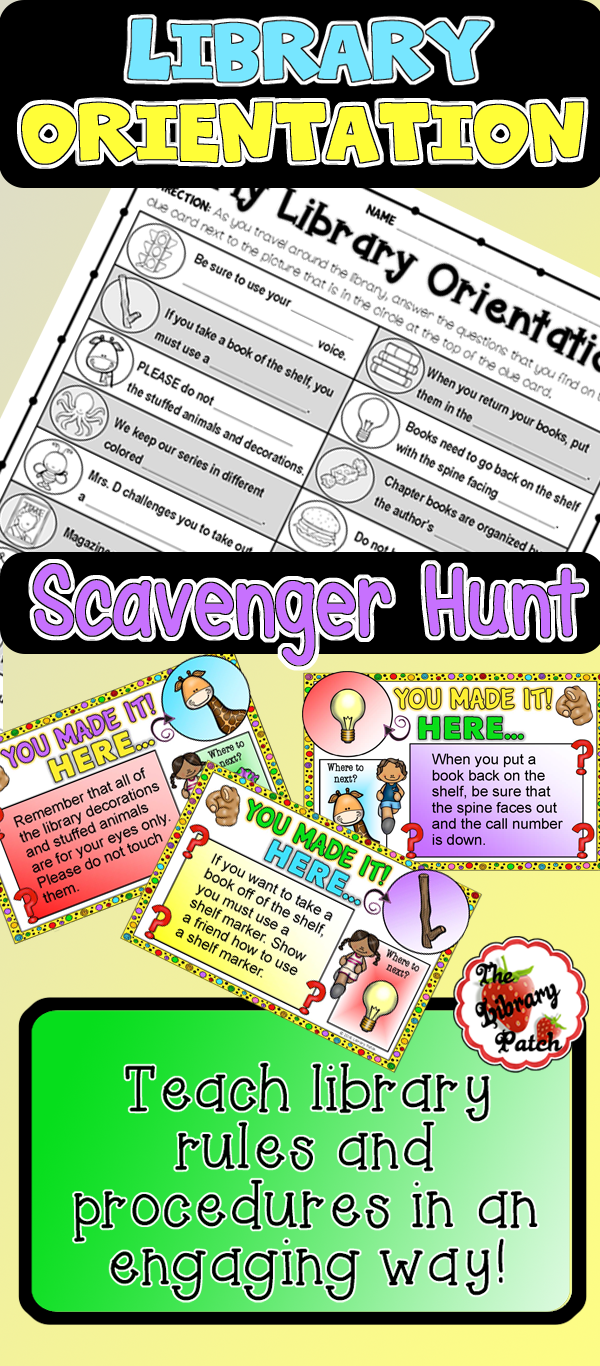 How to Do a Library Scavenger Hunt Your Kids Will Love