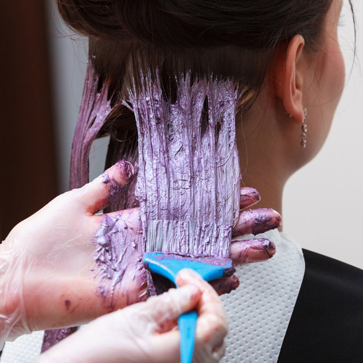50 Things You Never Knew You Could Do With Toothpaste Hair Stain Dyed Hair Dye My Hair