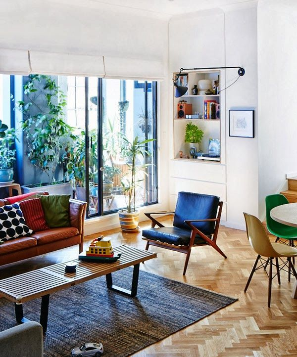 Mid Century Modern Decor: Pin By HER NEW TRIBE On ABODE