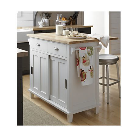 Belmont White Kitchen Island In 2018 Kitchen Pinterest